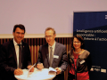 Signature Chaire avec IBM France - Intelligence Artificielle