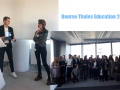 Bourse Thales Education - Antoine ROY
