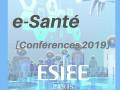 Cycle de conférence esanté ESIEE Paris 2019