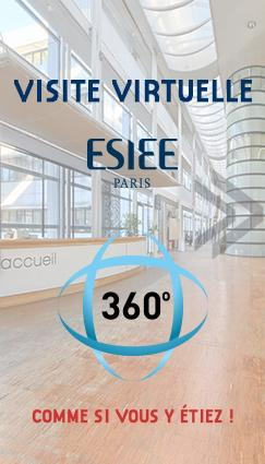 Visite virtuelle ESIEE Paris