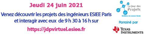 Jour des Projets 2021