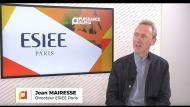 Vidéo interview ESIEE Paris, formation d'ingénieurs