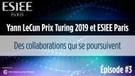 Webserie Yann LeCun Prix Turing & ESIEE Paris, Episode 3