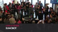 Compétition Sumobot 2017 à ESIEE Paris - Reportage de Canal Coquelicot