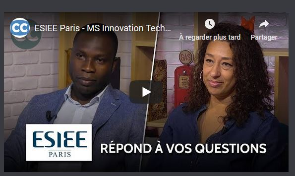 Replay Campus Channel 2019 - MS ITMP