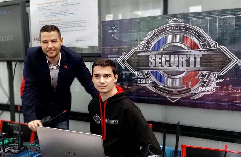 Club Cybersécurité ESIEE Paris