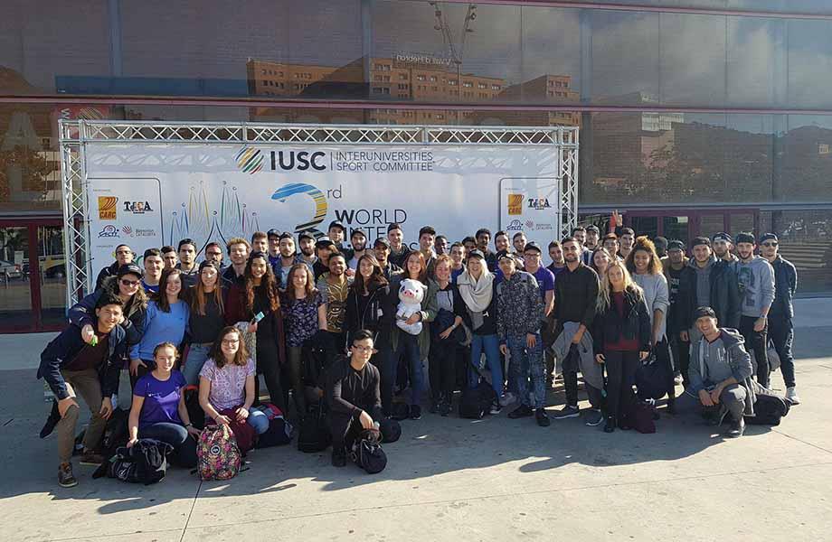 Sport - ESIEE - Championnat Barcelonne 2017