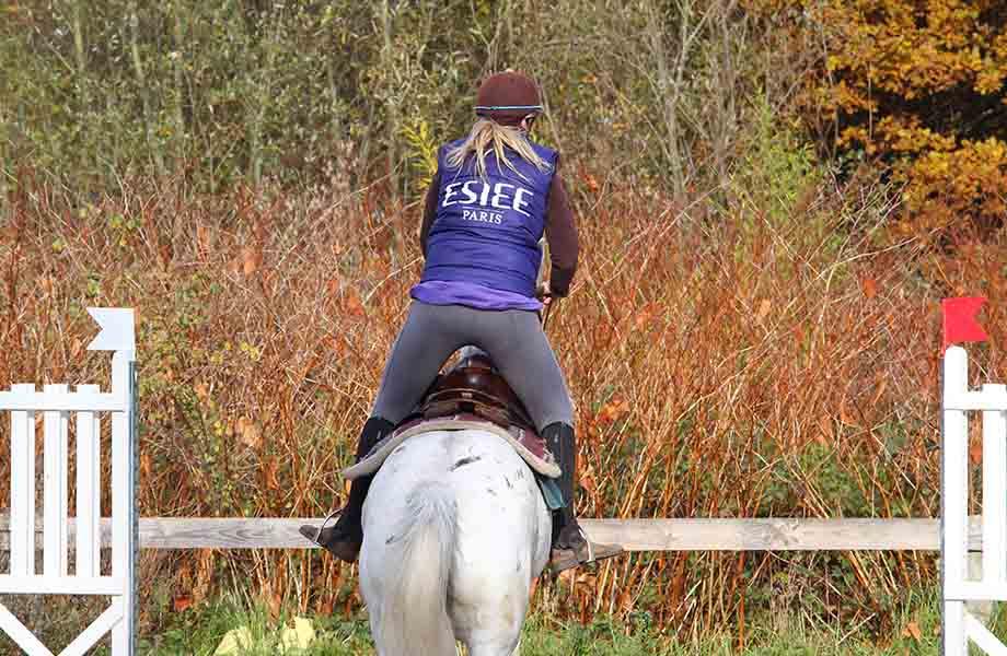 Sport - ESIEE - Equitation 2017