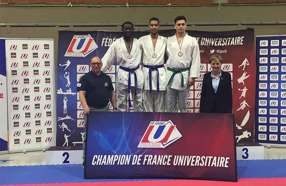 Sport - ESIEE - Championnat Faadel Boussag