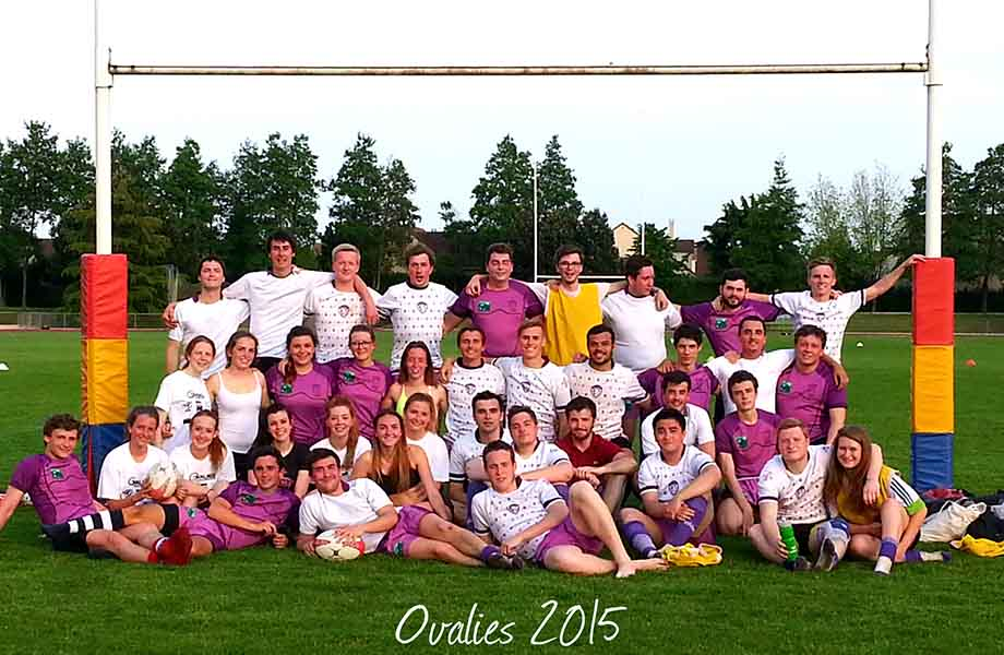 Sport ESIEE - Championnat Ovalies
