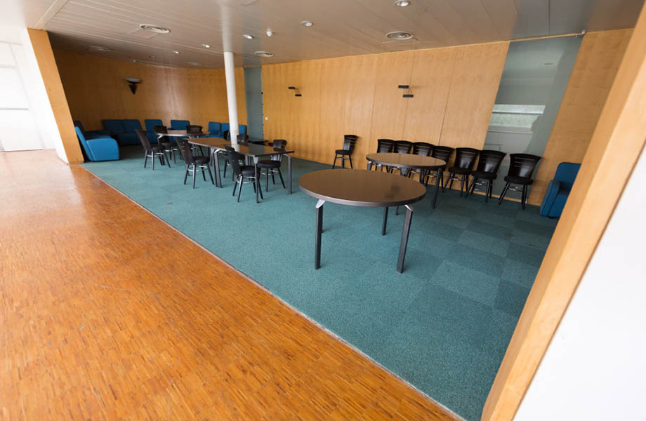 Location d'espaces - Salle Club