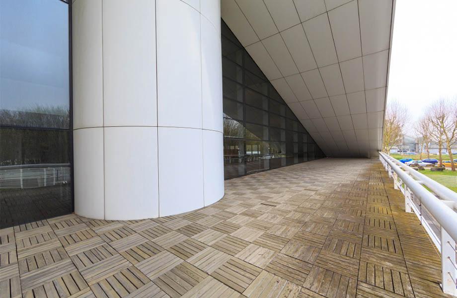 Location d'espaces - Terrasse 2