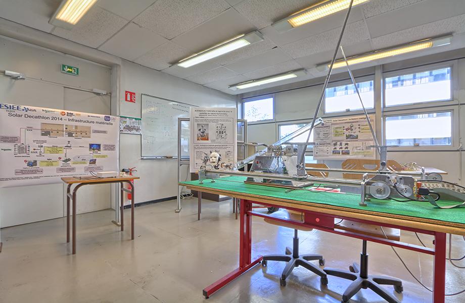 Laboratoire Systèmes embarqués