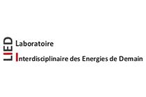 Logo laboratoire LIED